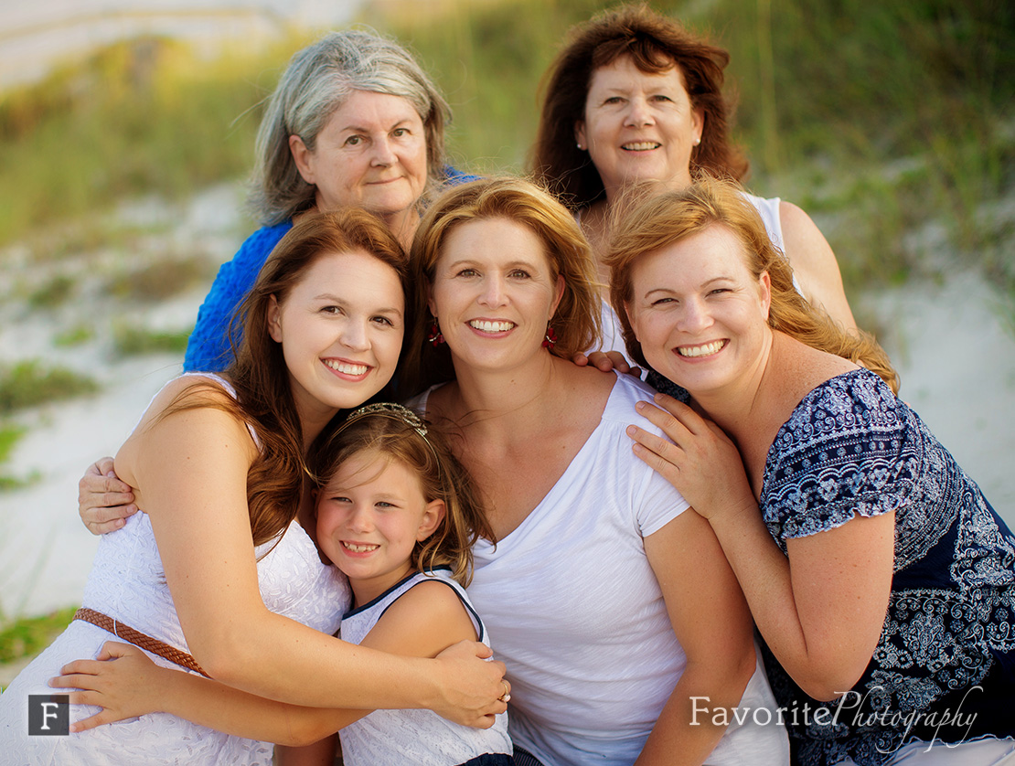 Multi Generational Portrait Photography